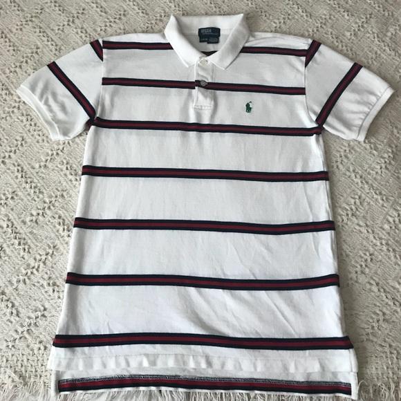 e4a3d871 Polo Ralph Lauren Shirt Boys Large 16/18